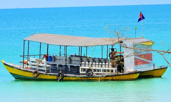 Diving Courses And Tour In Krong Preah Sihanouk