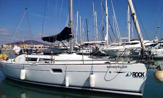 Charter Jeanneau 36