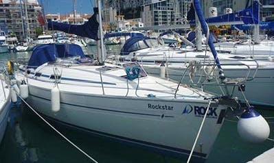 "Charter Bavaria 36 ""Rockstar"" Sailing Yacht in Gibraltar"