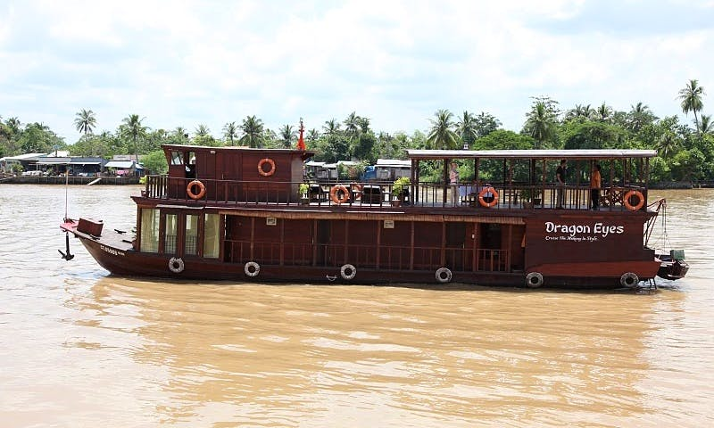 "The ""Dragon Eyes"" Boat River Cruise in Vietnam"