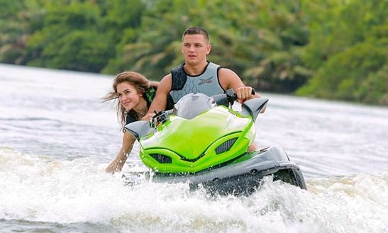 Jet Ski Rental In Sri Lanka