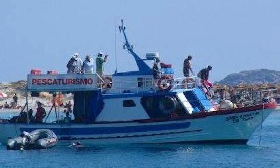 Fishing Excursions In Villasimius