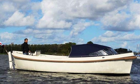 Sloop Klb 850 Boat Hire In Buitenkaag