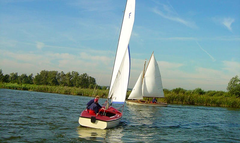 "Hire ""Fly Tour"" Sailboat in Buitenkaag"