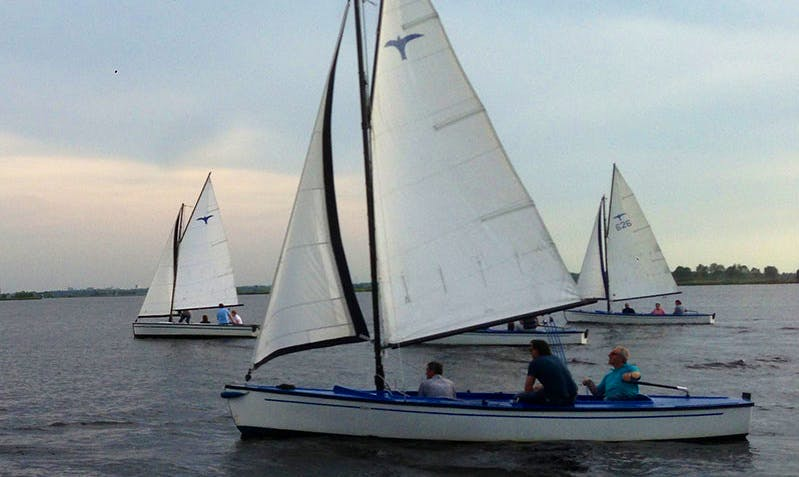 "Sailboat ""Polyvalk"" for Hire in Netherlands"