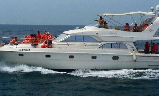 Charter 64' Luxury Power Mega Yacht In Dubai, Uae