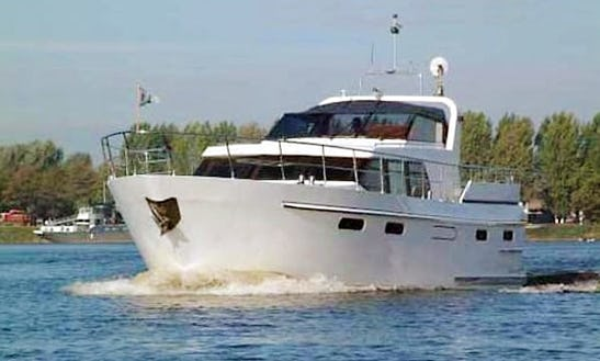 Pacific Allure 150 Motor Yacht To Explore Urk, Netherlands