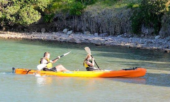 Tandem Kayak Tours In Kihikihi