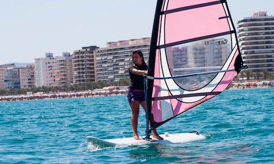Windsurfing Lessons In Gandia
