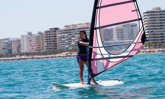 Windsurfing Lessons In Gandia