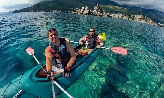 Multiday Kayak Tour In Montenegro