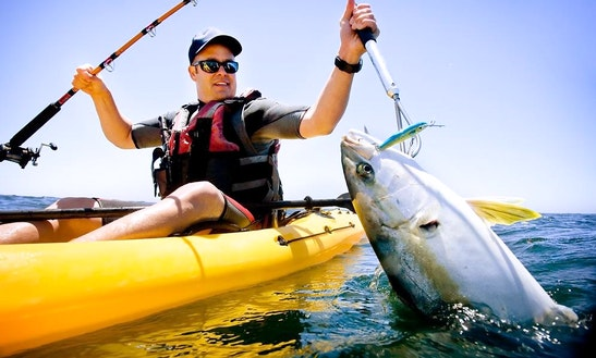 Kayak Fishing In Petrovac