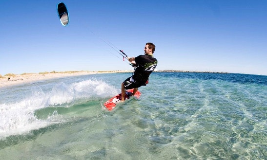 Kiteboarding Lessons In Grau I Platja