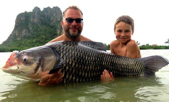Fly Fishing Trips In Thailand