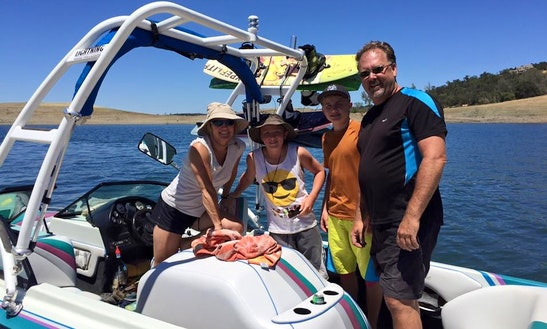 Inboard Propulsion Boat Charter In Sacramento And Northern California, California