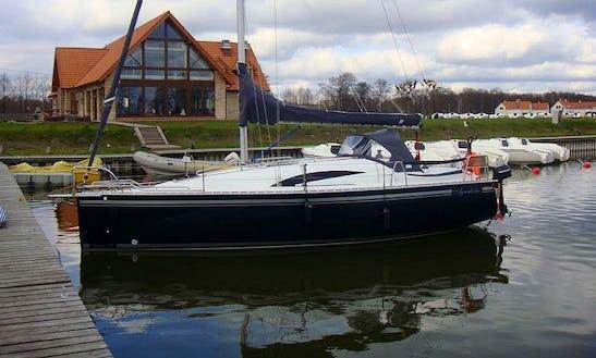 31' Sailing Yacht Charter