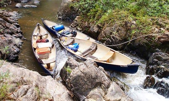Canoe Tours In Kuala Lipis
