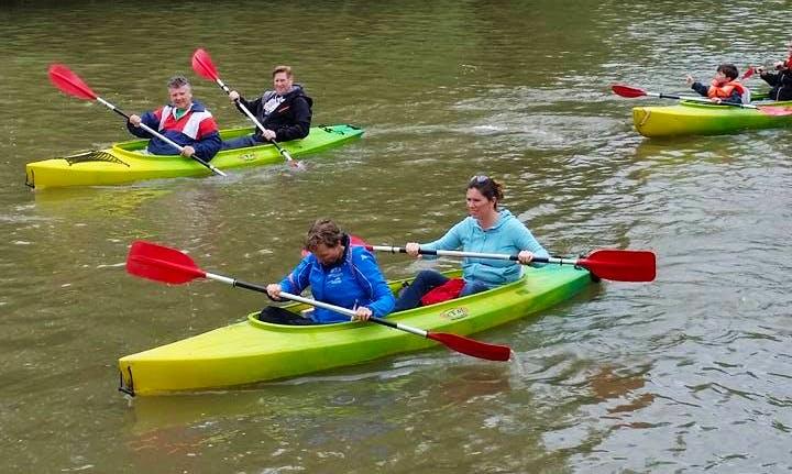 Jungle Kayak Excursion in Dordrecht