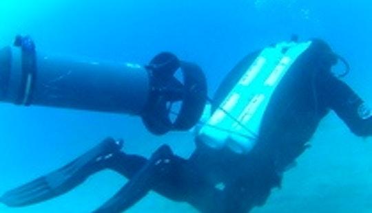 Scuba Diving Courses In Arona