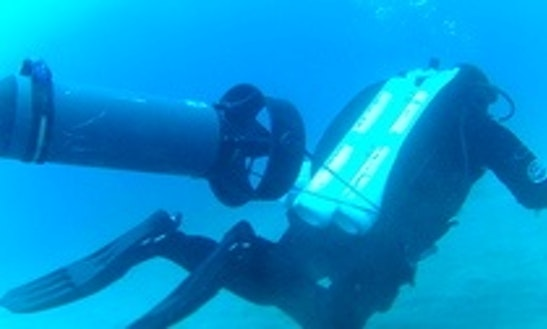 Scuba Diving Courses In Arona