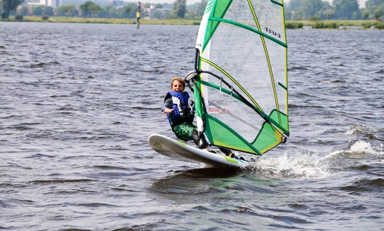 Windsurfing Lessons And Rental In Spaarndam