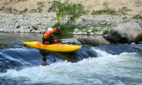 Kayak Tours And Courses In Llangollen