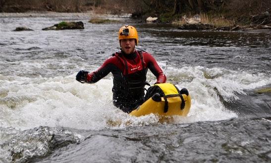 River Bugs Trips In Llangollen