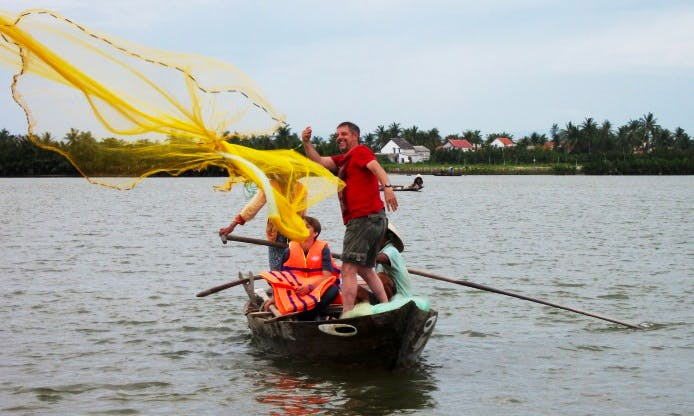 Farmers and Fishermen's Tour in Hội An