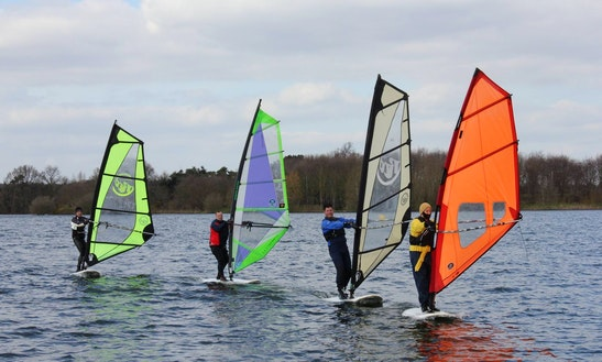 Learn To Windsurf In England, United Kingdom