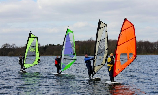 Windsurf Hire And Courses In England