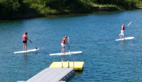 Paddleboard Hire And Courses In England