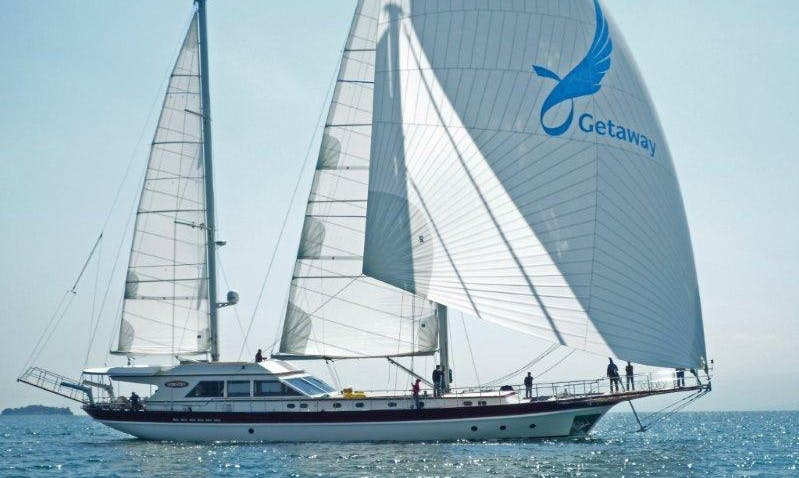 103' Getaway Gulet Charter in Turkey