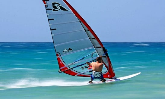 Come Windsurf With Us!