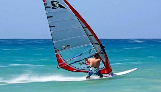 Come Windsurf With Us!