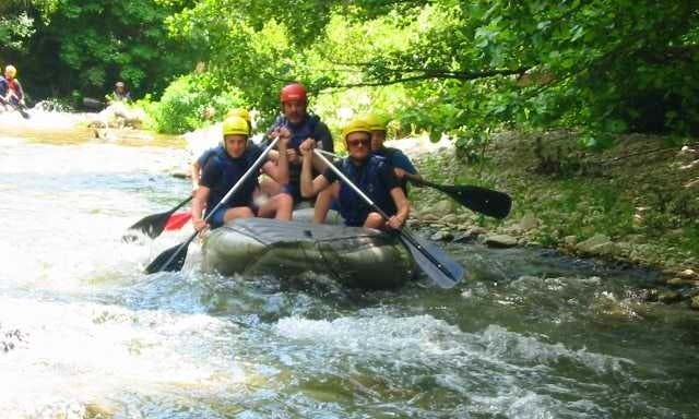 Rafting Trips in Scheggino, Italy