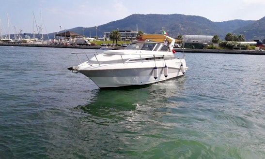 Motor Yacht Charter From Porto Mirabello La Spezia