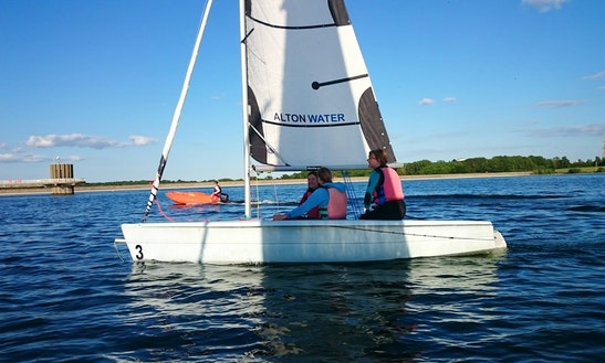 'vision' Sailing Dinghy Hire In England