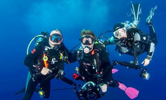 Diving Trips In Richmond