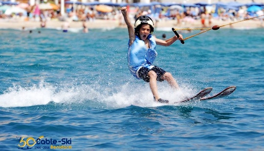 Have Fun And Enjoy The Summer With Us! Reserve A Water Skiing Course!