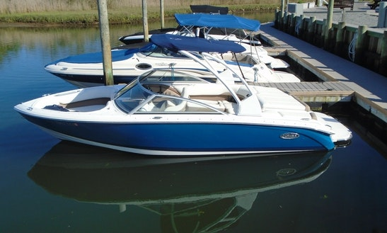 22ft Cobalt Bowrider Boat Rental In Mattituck, New York