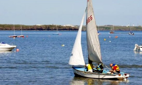 Book A Handed Dinghies Windsurfing In Dale, United Kingdom