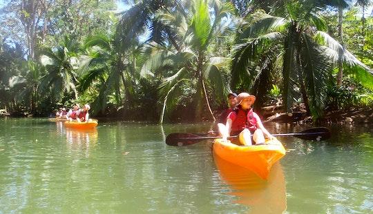 Kayak Trips In Cahuita, Costa Rica