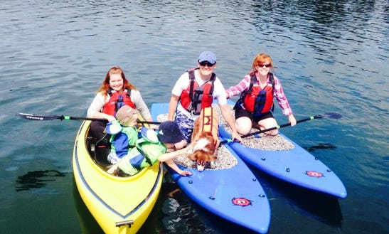 Kayak Rental In Kingston, Washington