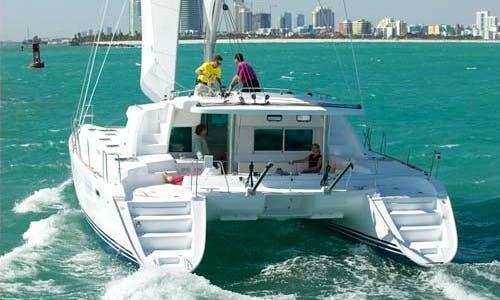 Lagoon 440 Clima Cruising Catamaran Charter from Messina, Italy