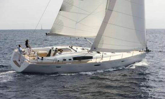 Oceanis 54 Clima Sailing Yacht Charter In Messina, Italy