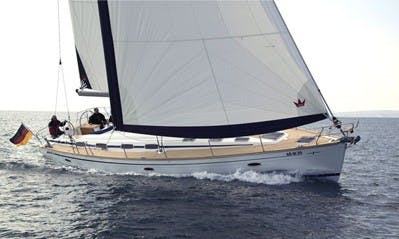 Skippered Charter On Bavaria 51 Sailing Yacht from Messina, Italy