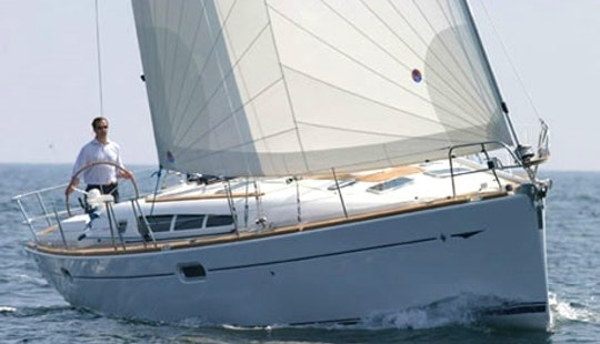 Skippered Charter On Sun Odyssey 49 Sailboat In Messina, Italy