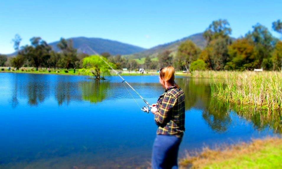 Fishing Trips in Thornton