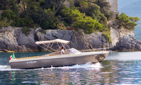 35' Asterie Motor Yacht Rental In Portofino