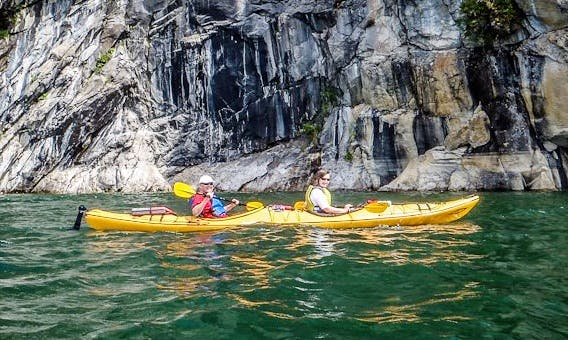 Kayak Tours in Kaslo